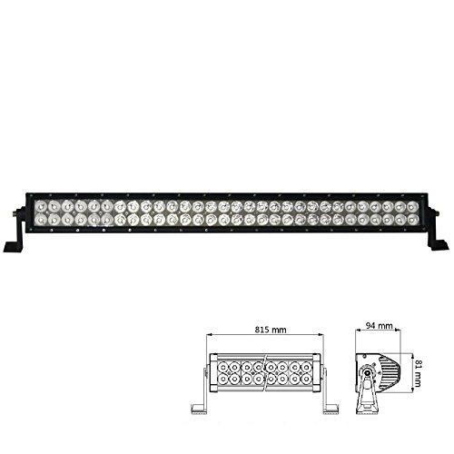 Kingway 32Inch 180W 12/24V High Intensity LED Light Bar