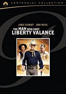 "Cover of ""The Man Who Shot Liberty Valanc..."