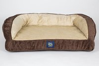 Quilted Dog Beds. Serta DOG BED Large Orthopedic Quilted ...