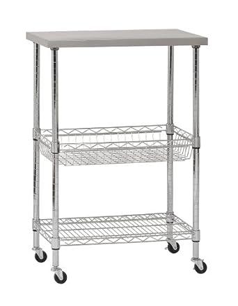 Amazon.com: Sandusky MKTSS241440 Stainless Steel Top Wire