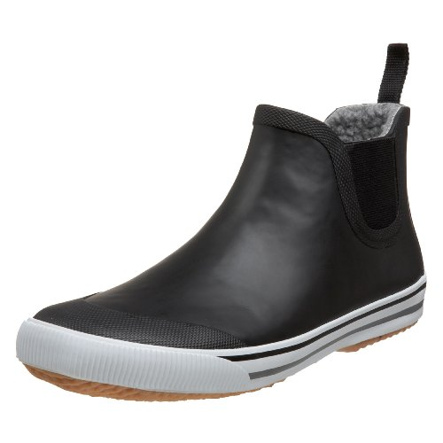 Tretorn Men S Strala Rain Shoe Black Charcoal 42 Eu 9 D