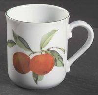 Amazon.com - Royal Worcester Evesham Vale Mug, Fine China ...