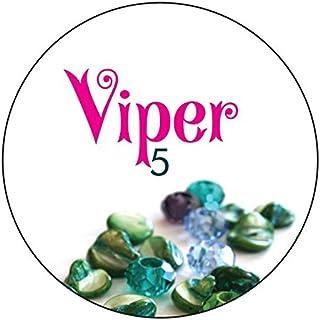 Probepackung Viper 5 Antifaltencreme, Faltenfüller Hyaluronsäure niedermolekular