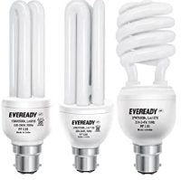 Buy Eveready BHK 20, 27 and 15-Watt Combo CFL (White and ...