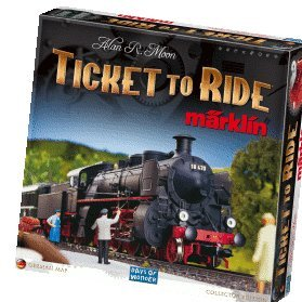 Ticket to ride Germanyu