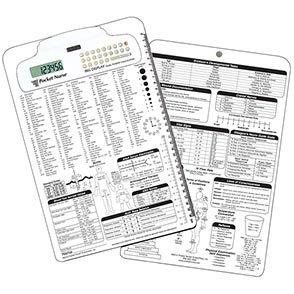 Amazon.com : Pocket Nurse® Calculator Clipboard : Office