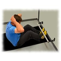 Vita Vibe Sb18 Fixed Position Wall Mounted Sit-up Bar, 18-inch