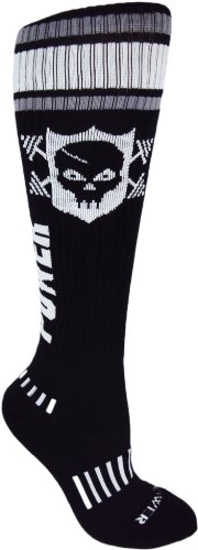 MOXY Socks Powerful Power Skull