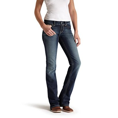 Ariat-Womens-REAL-Riding-Mid-Rise-Boot-Cut-Jean-Spitfire-33-Long