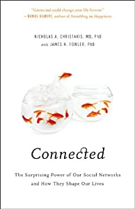 "Cover of ""Connected: The Surprising Power..."