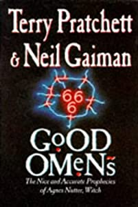"""Cover of """"Good Omens : The Nice and Accur..."""