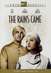 "Cover of ""The Rains Came"""