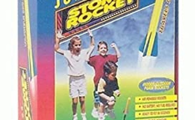Amazon Stomp Rocket Jr Glow Kit 2 Pack Toys Games