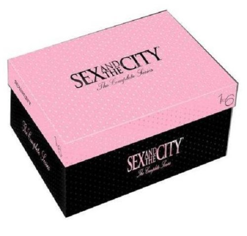 Sex And The City : Seasons 1-6 Shoebox (18 Disc Set) [DVD]
