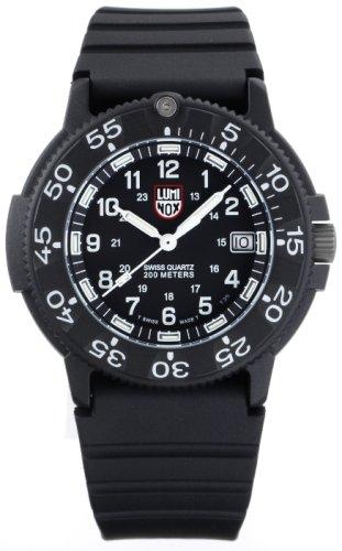 [ルミノックス]LUMINOX 腕時計 ネイビーシールズ ダイブウォッチ オリジナルシリーズ1 3001 MIL-SPEC メンズ [正規輸入品] / LUMINOX(ルミノックス)