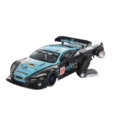 Kyosho-INFERNO-GT2-Race-SPEC-DBR9-No53-Aston-Martin-Racing-Car
