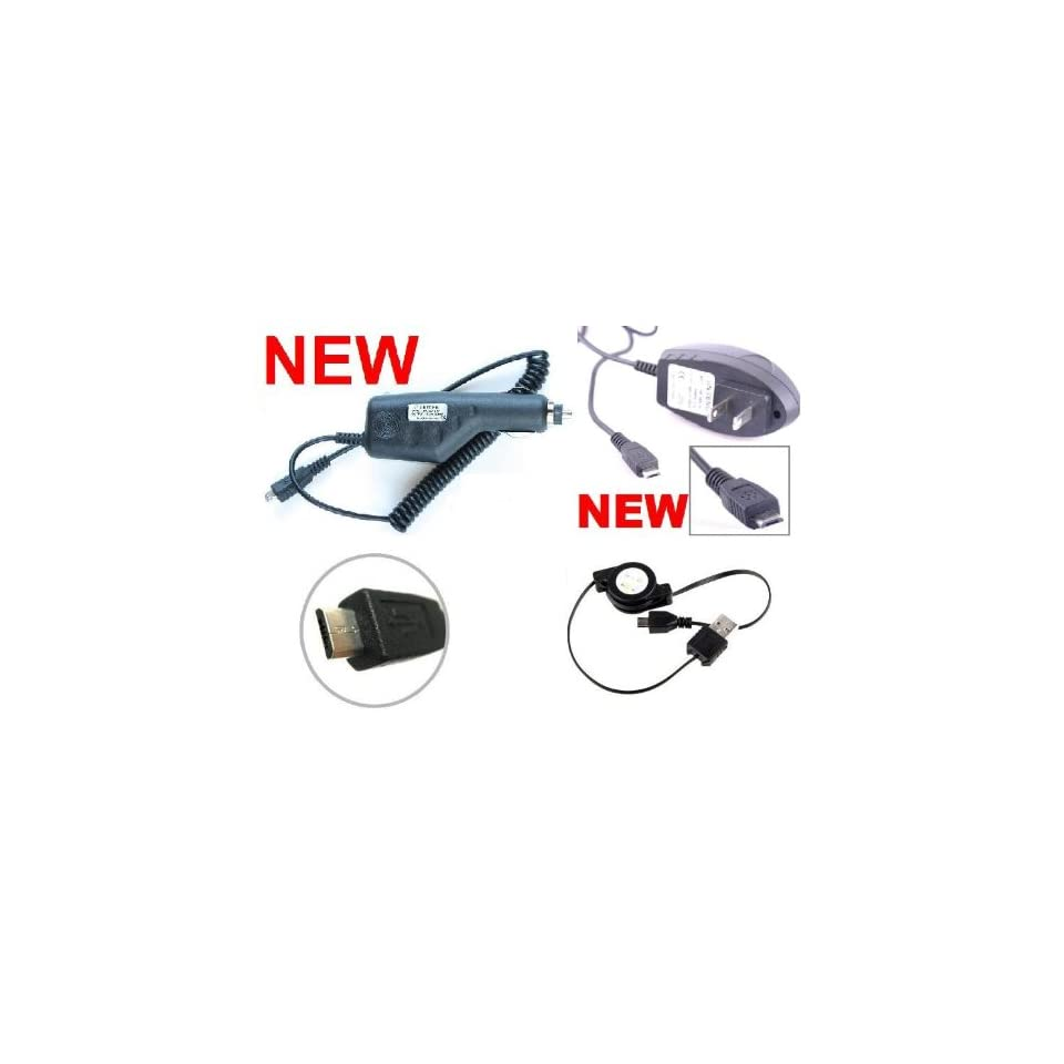 2 in 1 (Data Transferring+Power Charging) Retractable USB