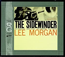 """Cover of """"Sidewinder"""""""