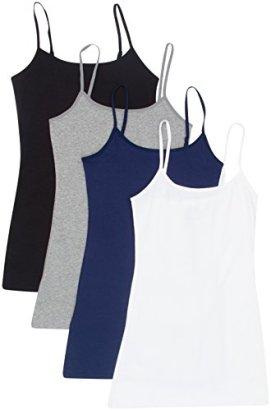 4-Pack-Active-Basic-Womens-Basic-Tank-Tops