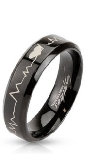 Cheap Promise Rings for Him; Boyfriend Mens Commitment ...