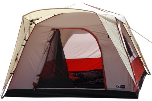 BlackPine- 8 x 7 4-Person Freestander Turbo Tent