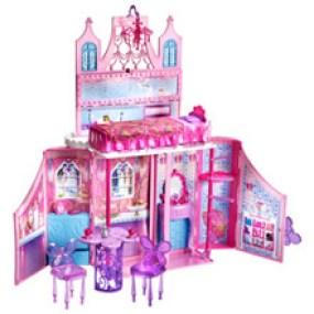 Barbie Mariposa and The Fairy Princess Playset