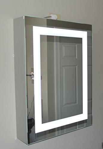 Lighted Medicine Cabinet  20w x 28t  lighted door