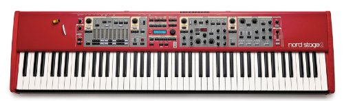 Nord Stage 2 HA88, 88-Key Hammer Action Digital Stage Piano (AMS-NS2 HA88)