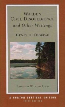 Literary Climate Approved Edition of Henry David Thoreau's Walden