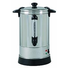 Nesco CU-30 Professional Coffee Urn, 6.8-Liter, Stainless Steel