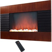 Amazon.com: Concord Electric Fireplace Heater with Remote ...