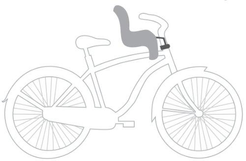 Polisport Bilby Junior Bike Head Tube / Crown Mounted