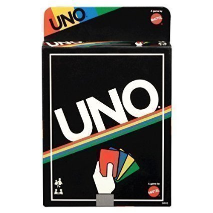 uno card game,video review,retro edition,mattel,(VIDEO Review) UNO Card Game - Retro Edition by Mattel,