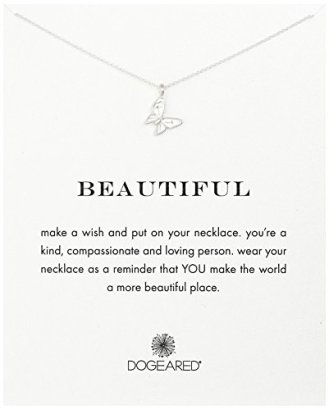 Dogeared-Sterling-Silver-Beautiful-Butterfly-Necklace-16