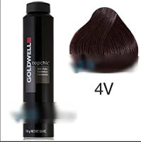 Amazon.com : Goldwell Topchic Color 4V 8.6oz by Goldwell ...