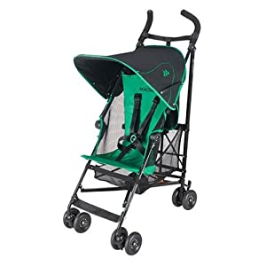 Maclaren Volo Stroller, Jelly Bean Green/Black