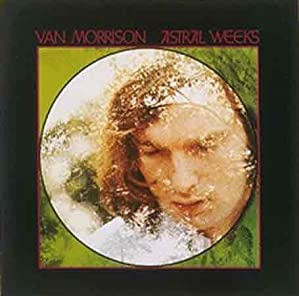 "Cover of ""Astral Weeks"""