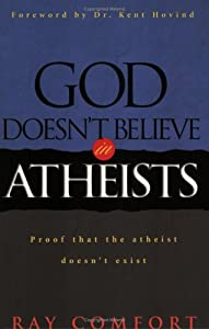"Cover of ""God Doesn't Believe in Atheists..."