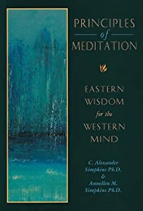 "Cover of ""Principles of Meditation"""
