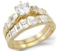 Jewelry Shopia's Collection: Size- 8 - New Solid 14k ...