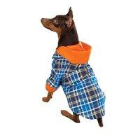 Amazon.com : Zack & Zoey The Logger - Dog Hoodie & Flannel ...