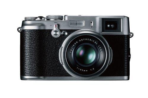 Fujifilm FinePix X100 Black Digital Camera