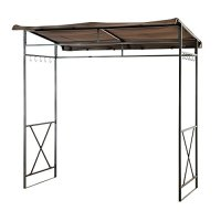 Sunjoy L-GZ652PST Lynne Grill Gazebo - Gazebos - Patio and ...