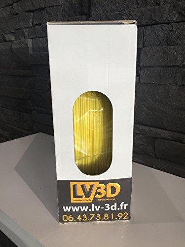 Filament-LV3D-PLA-Jaune-175mm-bobine-1kg-Made-in-France
