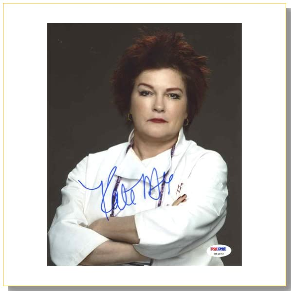 Kate Mulgrew Orange is the New Black Signed 8x10 Photo Certified Authentic PSA/DNA
