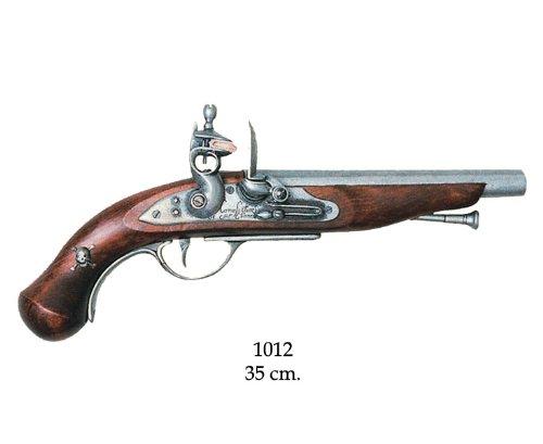 DENIX(デニックス) 海賊ピストル フランス18世紀モデル 全長35cm [1012]