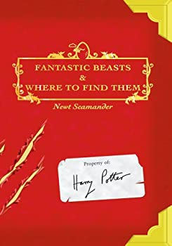 "Cover of ""Fantastic Beasts and Where to F..."