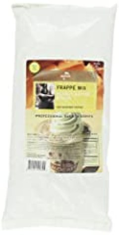 MOCAFE Frappe Peanut Butter Mocha, Ice Blended Coffee, 3-Pound Bag