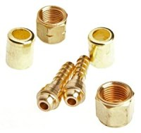 Amazon.com: Forney 60326 Hose Repair Kit, Oxygen Acetylene ...