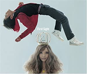 First Sight 初回限定盤:【CD+DVD】